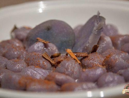 Gnocchi di patate Viola di Treschè Conca